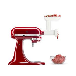 Kit Batedeira Stand Mixer + Moedor de Alimentos - 110V - R$1291