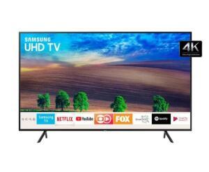 "[Retirada em Loja] Samsung Un50nu7100 - Tv Led 50"" Smart Tv 4K | R$1619 [AME 1587]"