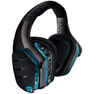 Headset Logitech G933 Sem Fio Surrond Sound 7.1 Artemis Spectrum