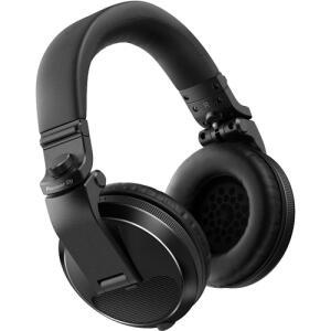 Headphone Profissional Pioneer HDJ-X5-K de Alta Qualidade para DJ