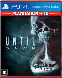 [APP Americanas] Until Dawn - PS4