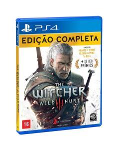 [1ª Compra/APP] The Witcher 3 Edição Completa PS4