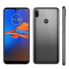Smartphone Motorola Moto E6 Plus 32GB em 10x sem juros