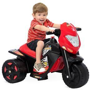 Moto Elétrica Infantil Bandeirante em 10x sem juros