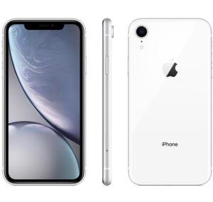 IPHONE XR 64GB - PRETO, BRANCO E VERMELHO
