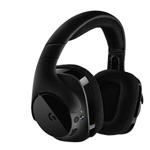 [FRETE GRÁTIS] Headset Gamer Logitech G533 Sem Fio 7.1 Surround Drivers Pro-G