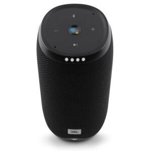 Caixa De Som Jbl Link 20, Bluetooth, 20 Watts, À Prova D'água, Preta