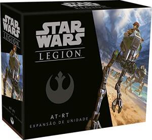 Wave 0 - At-rt - Expansão De Unidade, Star Wars Legion Galápagos Jogos | R$90