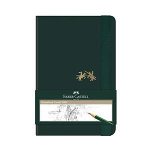 Caderno sem Pauta, Faber-Castell, Sketchbook 84 Folhas | R$35