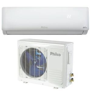 Ar Condicionado Split Inverter High Wall 12000 BTUs Philco Quente/Frio 220V R$1.349