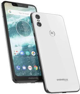 "Smartphone, Motorola, Motorola One, XT1941-3, 64 GB, 5.9"", Branco R$ 999"