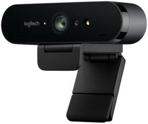 Webcam Logitech Brio 4k Pro Full HD HDR Righlight 3 | R$647