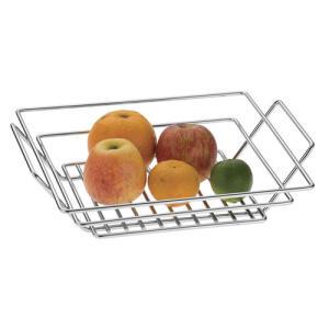 Fruteira de Mesa Quadrada Baixa R$20