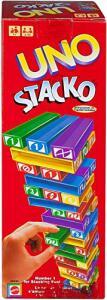 Jogo Uno Stacko, Mattel Games Mattel Multicolorido [Frete Grátis Prime]