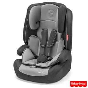 Cadeira para Auto Iconic 9-36 Kg Preto BB579 - Fisher Price R$199