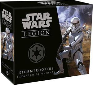 Wave 0 - Stormtroopers - Expansão De Unidade, Star Wars Legion   R$93
