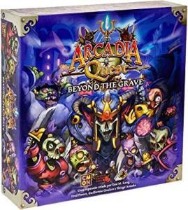 Arcadia Quest Beyond The Grave - Galápagos Jogos (Frete Gratis)