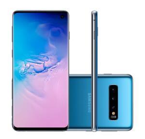 [R$ 2429 - BOLETO & APP] Samsung Galaxy S10 128GB