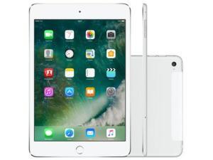 [Usuários selecionados] Apple iPad mini 4 (128GB, 4G, Prata)