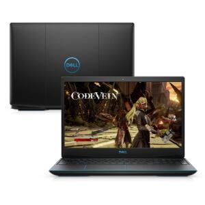 "Notebook Gamer Dell G3-3590-U10P NVIDIA GeForce GTX 1050 9ª Geração Intel Core i5 8GB 1TB Full HD 15.6"" Linux"