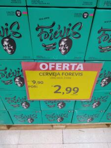 [Loja Física Big Shopping Dom Pedro - Campinas/SP] - Forevis Session Ipa - R$3