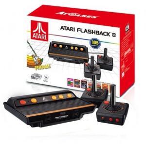 Console Atari Flashback 8 Classic Game | R$225