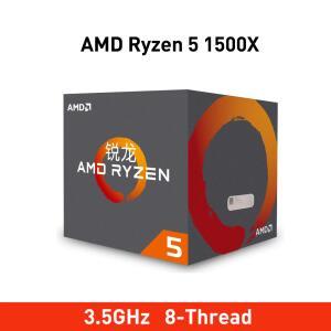 Processador AMD Ryzen 5 1500x | R$328