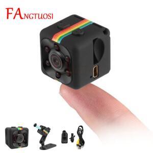 [Loja Oficial] Fangtuosi SQ11 mini câmera HD 1080p sensor de visão noturna