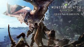Monster Hunter World Deluxe Edition (PC) | R$75,19