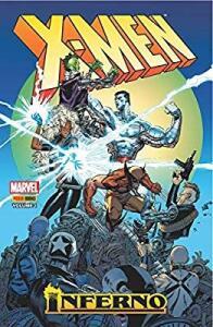 X-Men. Inferno - Volume 1 - R$25