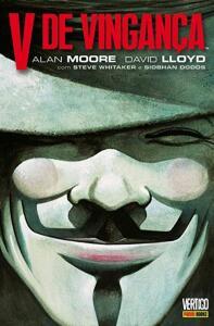 [PRIME- 40% OFF] V de Vingança - Alan Moore R$54