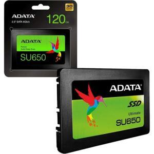 SSD Adata SU650 120GB | R$96