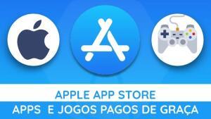 App Store: Apps e Jogos pagos de graça! (Atualizado 09/12/19)
