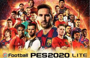 PS4 - eFootball PES 2020 LITE