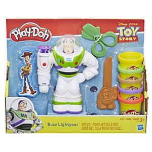 Conjunto Buzz Lightyear, Play-doh | R$99