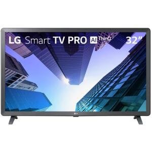 "[AME R$756] Smart TV Tela 32"" Pro LG Wi-Fi Bluetooth 32LM621CBSB.AWZ LED HD - R$950"