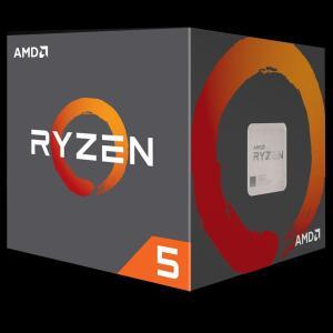 Processador AMD Ryzen 5 2600X 3.6GHz (4.25GHz Turbo), 6-Core 12-Thread - R$469