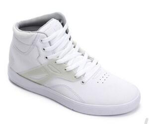 Tênis DC Shoes Frequency High Masculino - Branco