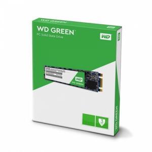 SSD WD Green M.2 2280 240GB SATA III 545MB/s WDS240G2G0B R$198