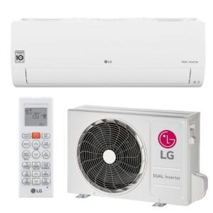 Ar Condicionado Split LG Voice Dual Inverter 12000 BTUs Q/F 220V