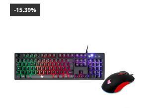 Kit Gamer Pichau PX435 RGB