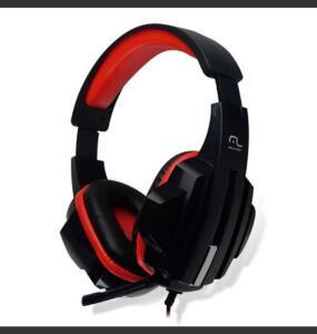 Headset Gamer Multilaser PH120 com Controle de Volume - Casas Bahia