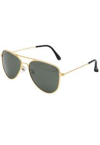 Óculos de Sol Equus Aviador Dourado/Preto R$44