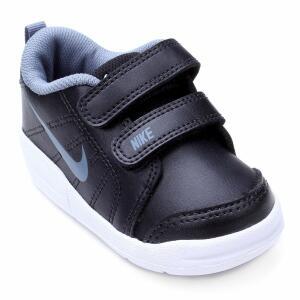 [APP]Tênis Infantil Nike Pico Lt Masculino - Azul Claro e Preto
