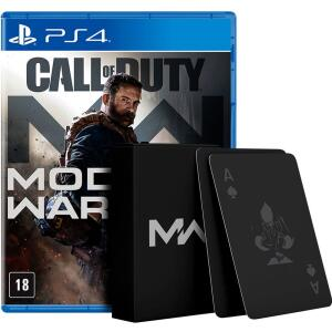 [AME + Cartão Submarino ] Game Call Of Duty Modern Warfare - PS4