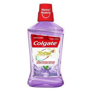 Enxaguante Bucal Colgate Total 12 Anti Tartar 500ml - R$6
