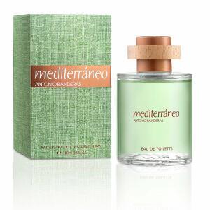[APP]Perfume Masculino Mediterráneo Antonio Banderas Eau de Toilette 100ml