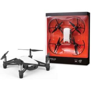 [CashBack R$ 266] Drone com Câmera Dji Tello HD Branco