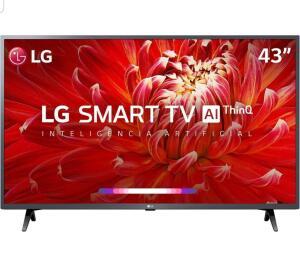 [AME 957] Smart TV LG 43 polegadas 43LM6300