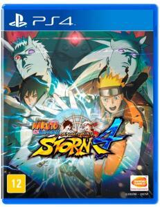 Game Naruto Shippuden: Ultimate Ninja Storm 4 - PS4 R$ 50